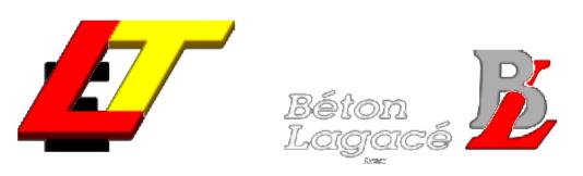 Beton Lagacé